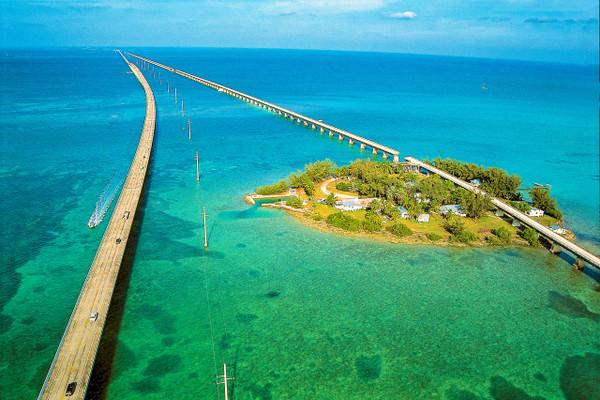Key West 7 Mile Bridge