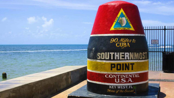 Southern Most Point of Key West