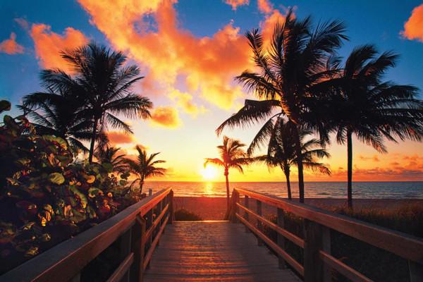 Key West famous Sunset