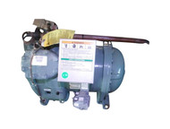 Carlyle, Used Central AC Commercial, Semi-Hermetic 460V Compressor 06DF8182AA36002