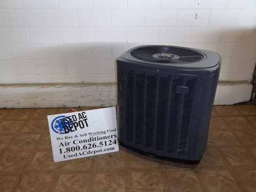 Used 4 Ton Condenser Unit AMERICAN STANDARD Model 2A6B0048A1000AA 1N