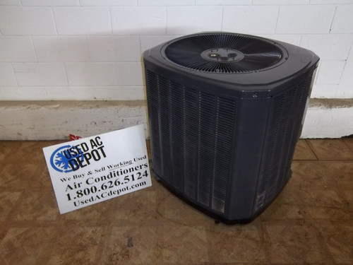 Used 3 Ton Condenser Unit TRANE Model 2TWR2036A1000AB 1Q