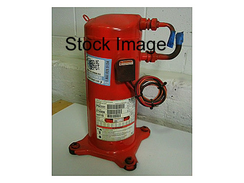 Used 4 Ton AC Compressor Trane Model ZR47K3-PFV-306
