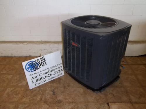 Used 3 Ton Condenser Unit TRANE Model 2TTB3036A1000AA 1V