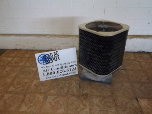 Used 2 Ton Condenser Unit NORDYNE Model JS5BD-024KA 1W