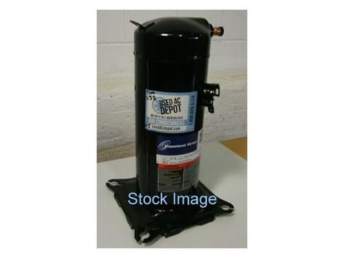 Used 3 Ton AC Compressor Copeland Model ZR34K3-PFV-130CA SIZE: 3 TonTYPE: ScrollBRAND: CopelandREFRIGERANT: R-22MODEL: ZR34K3-PFV-130CAELECTRICAL: 208/230V - 1 PhasePICK LOCATION: GreenStock Number: 3Ton