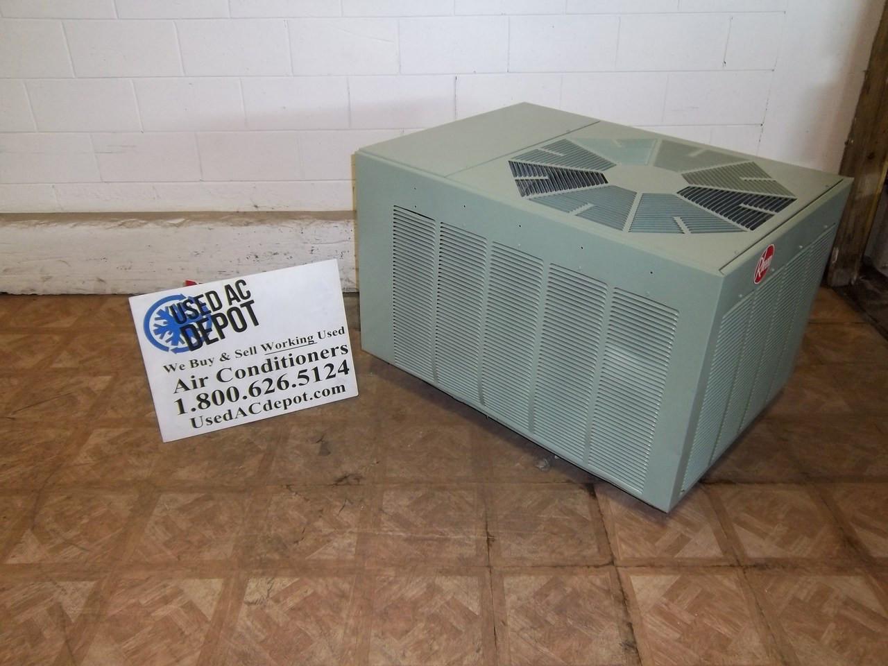 RHEEM Used AC Condenser RAMB-048JAZ 1Y