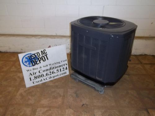 Used 2 Ton Condenser Unit TRANE Model 2TTR1024A1000AA 2C