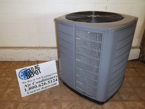 Used 5 Ton Condenser Unit AMERICAN STANDARD Model 2A6H4060B1000AA 2D