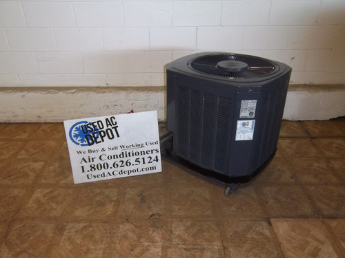 Used 2.5 Ton Condenser Unit TRANE Model 2TTR1030A10000AA 2F