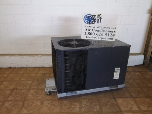 Used 3 Ton Package Unit YORK Model NL036C00AFAAA1A 2F