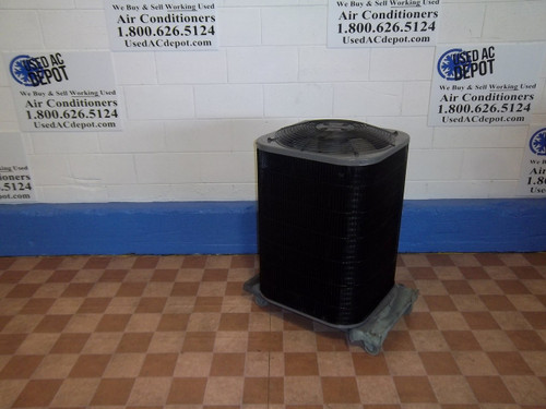 Used 1.5 Ton Condenser Unit CARRIER Model 38BYC018340 2H