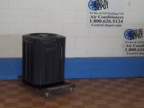 Used 2 Ton Condenser Unit TRANE Model 2TTR1024A1000AA 2M