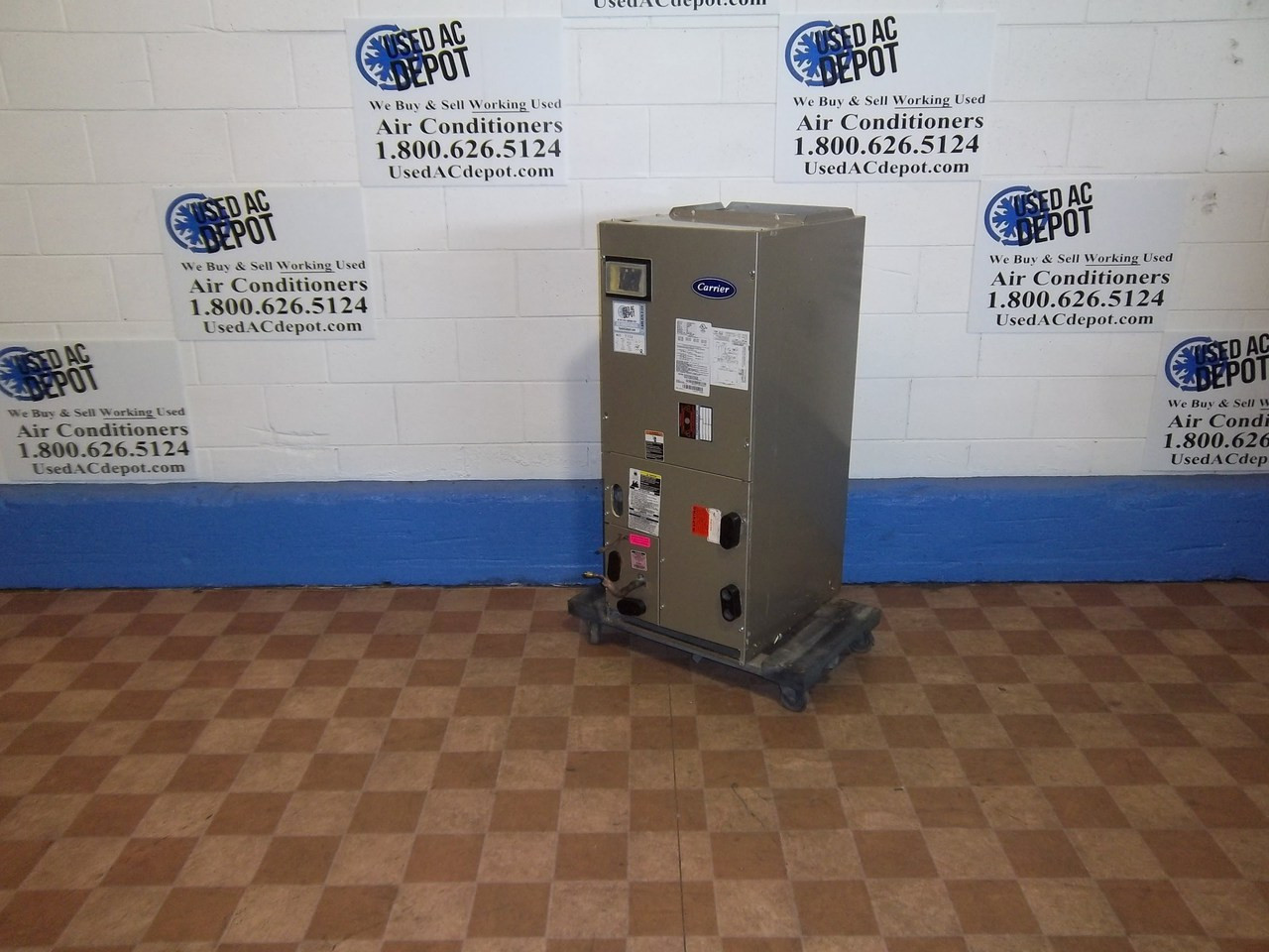 CARRIER Used AC Air Handler FV4CNF002 2P