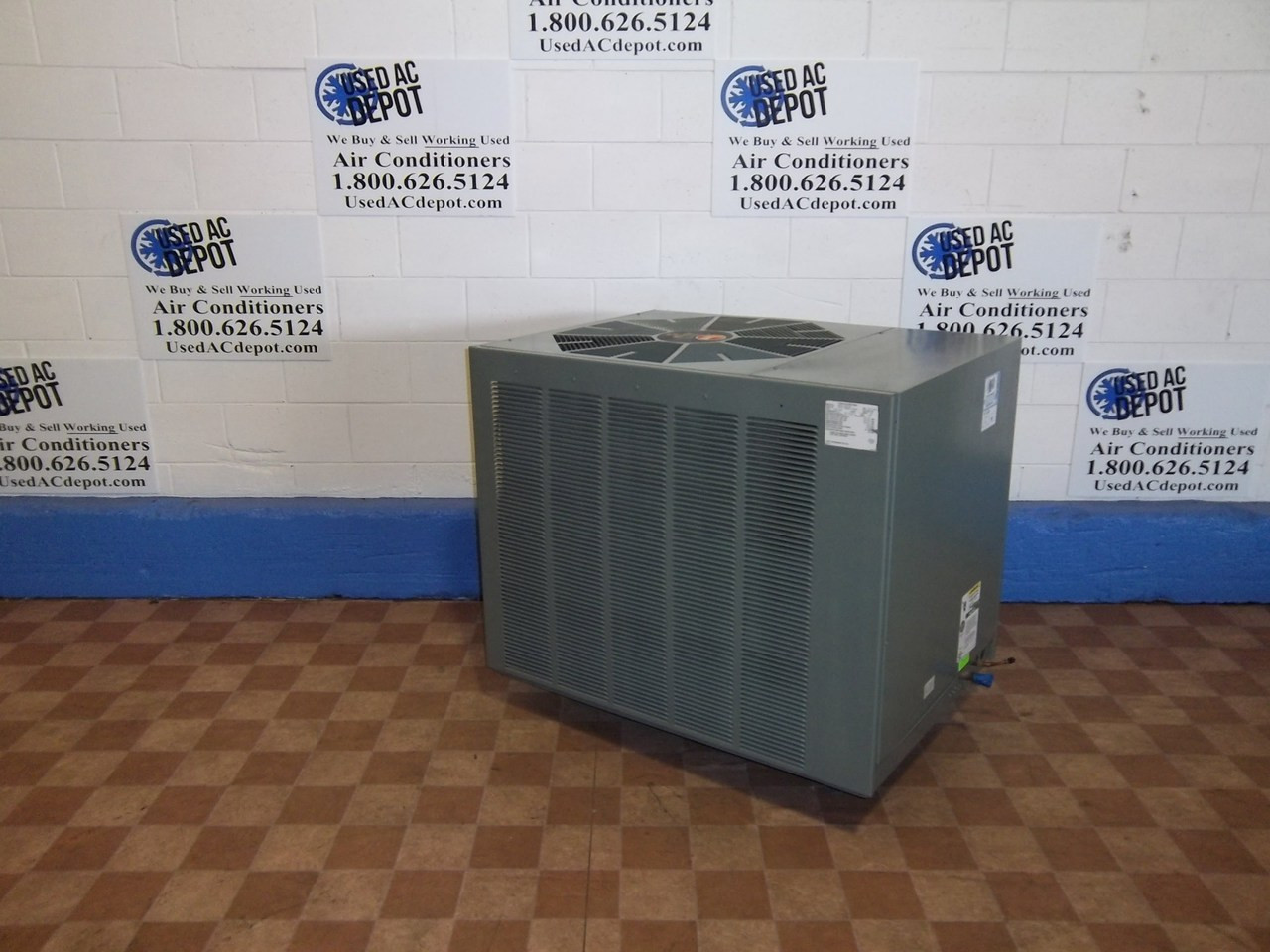 RHEEM Used AC Condenser RPMC-060JAZ 2P