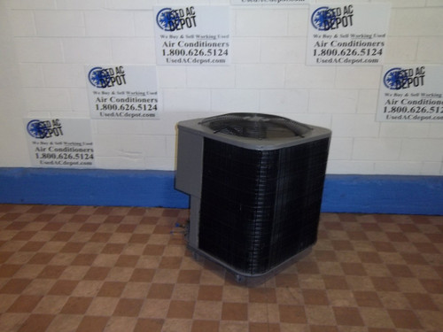 Used 5 Ton Condenser Unit CARRIER Model 38BYC048340 2Q