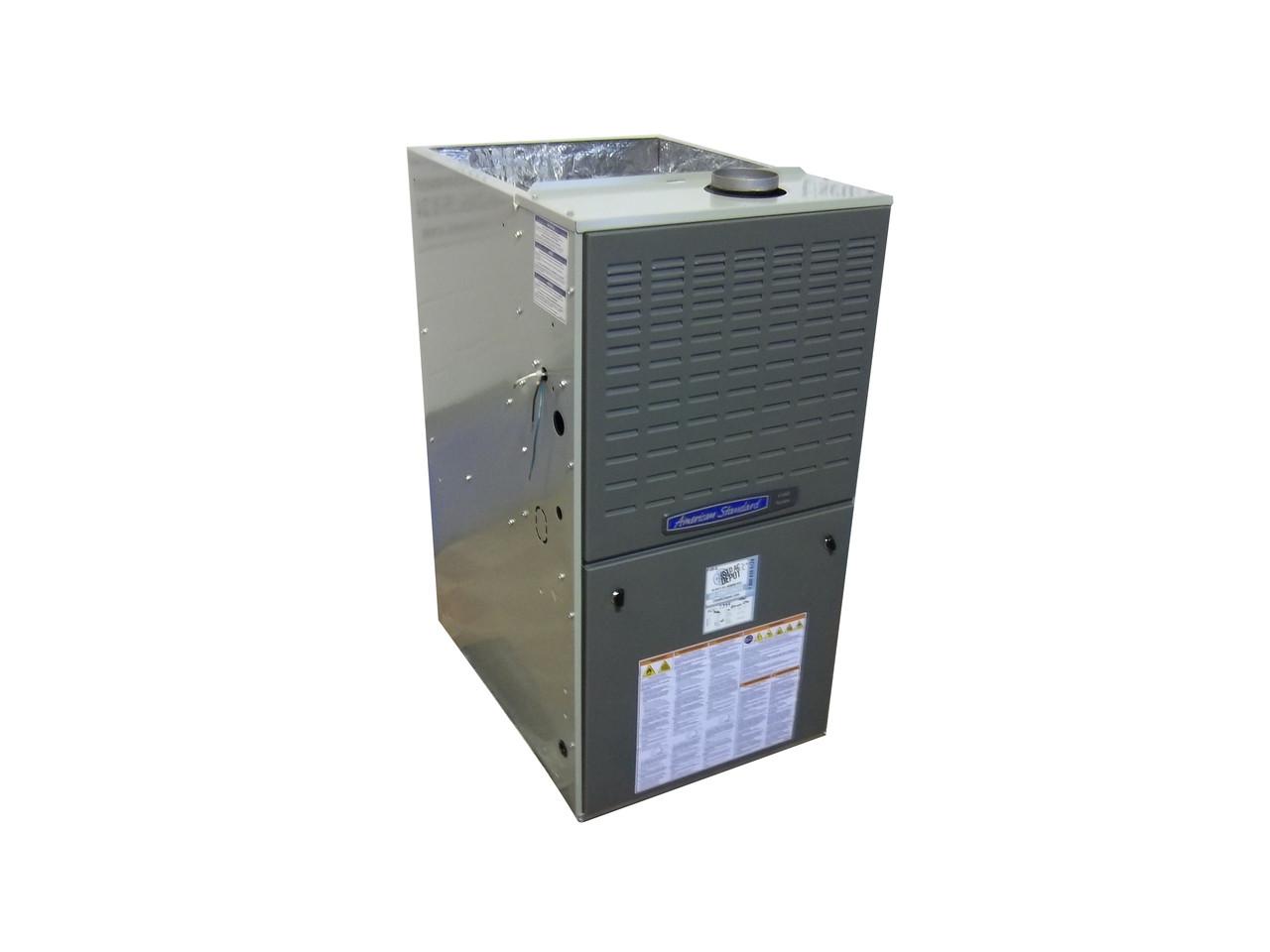 american standard furnace serial number