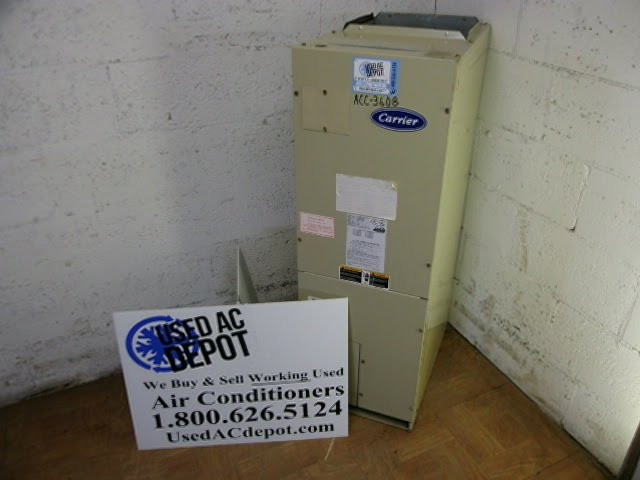 CARRIER Used AC Air Handler FB4ANF024