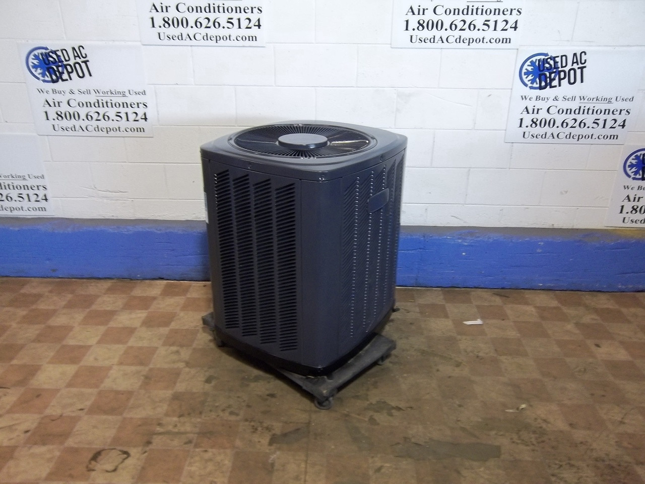 AMERICAN STANDARD Used Central Air Conditioner Condenser 2A7B3024A1000AA  ACC-7653