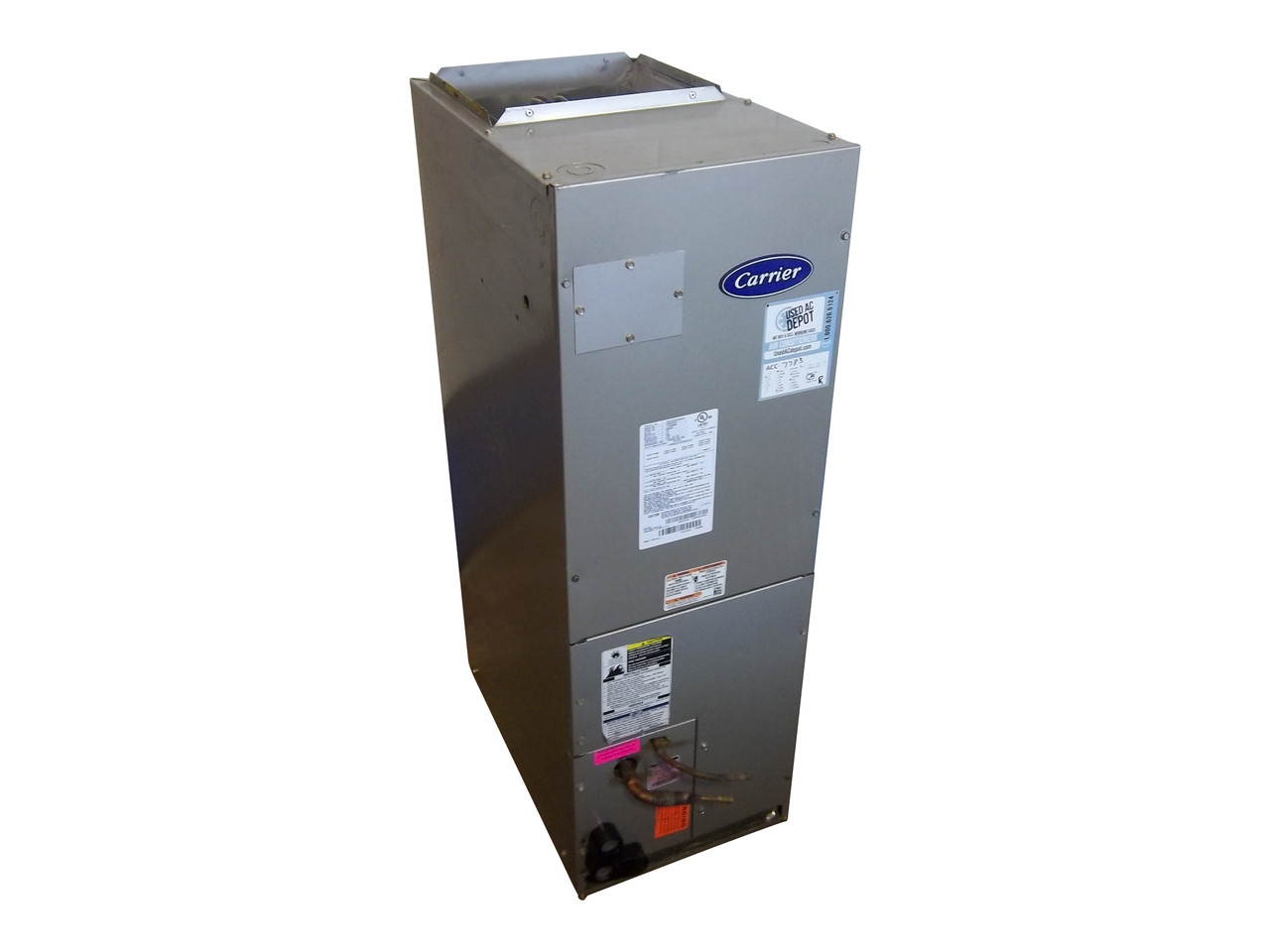Used Depot Refurbished Certified Air Handler Carrier