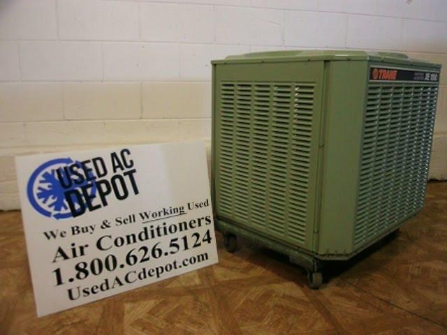 TRANE Used AC Condenser TTR030C100A2