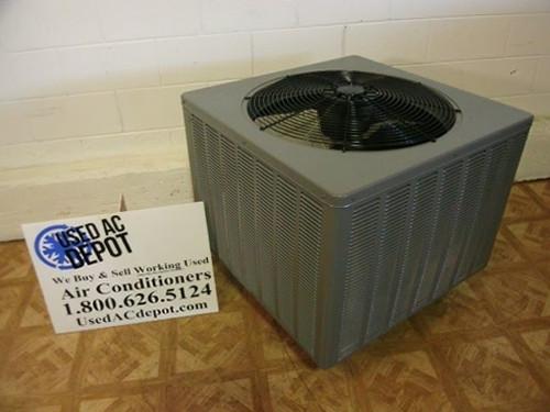 Used 3 Ton Condenser Unit RHEEM Model 13AJA36A01 1A