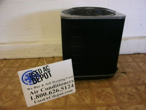 Used 3 Ton Condenser Unit CARRIER Model 38BYG036300 1D