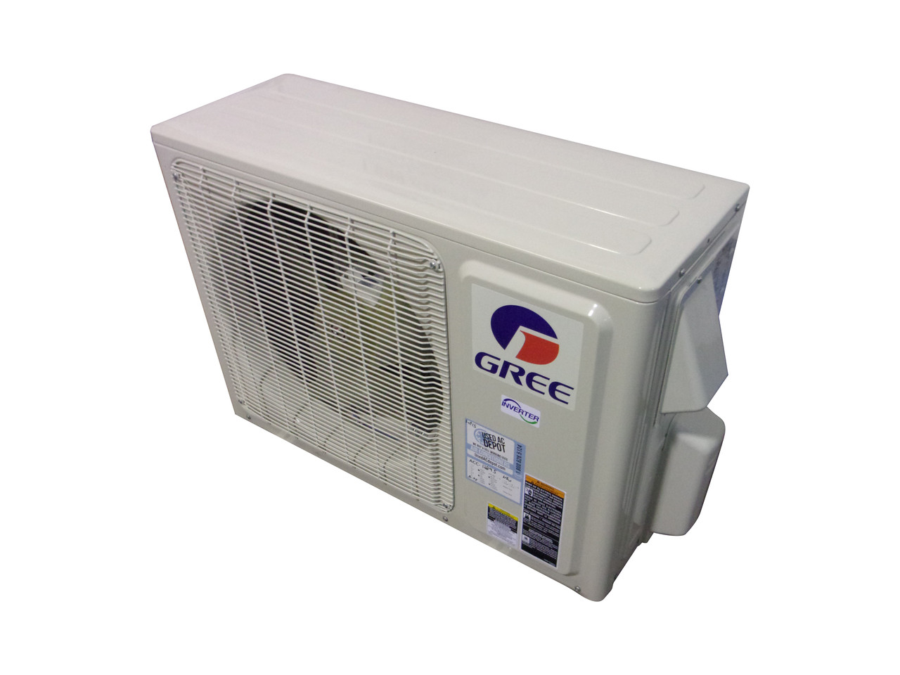 GREE Scratch & Dent Central Air Conditioner Mini Split CROWN09HP230V1AO  ACC-12295