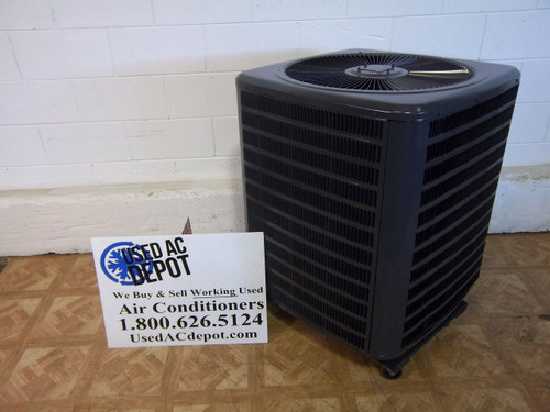 Used 2.5 Ton Condenser Unit GOODMAN Model GSC13301AE 1E