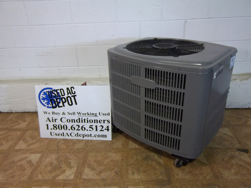 Used 2 Ton Condenser Unit AMERICAN STANDARD Model 7A1024A100A0 1G