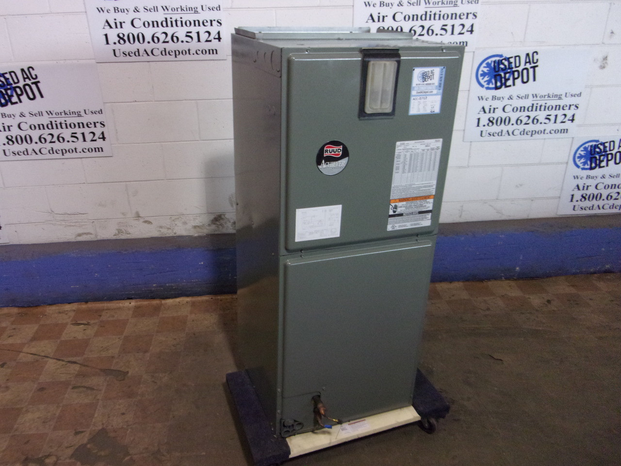 Uhsa Ruud Air Handler Schematic Diagram on