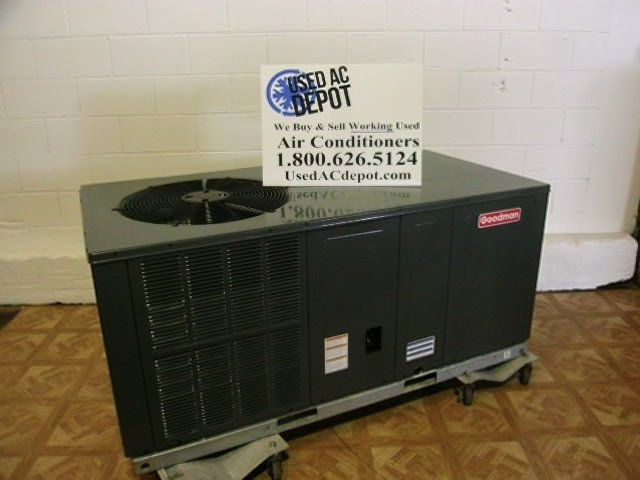 GOODMAN Used AC Package Unit GPC1336H41CA