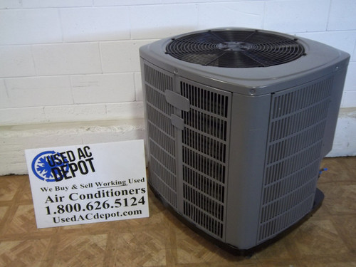 Used 3 Ton Condenser Unit AMERICAN STANDARD Model 2A7A3036A1000AA 1H