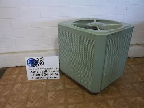 Used 3.5 Ton Condenser Unit TRANE Model TTP042D100AD 1I