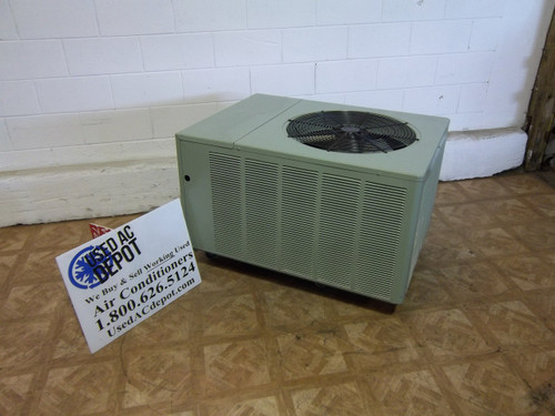 Used 3.5 Ton Condenser Unit RHEEM Model RPKB-042JAZ 1M
