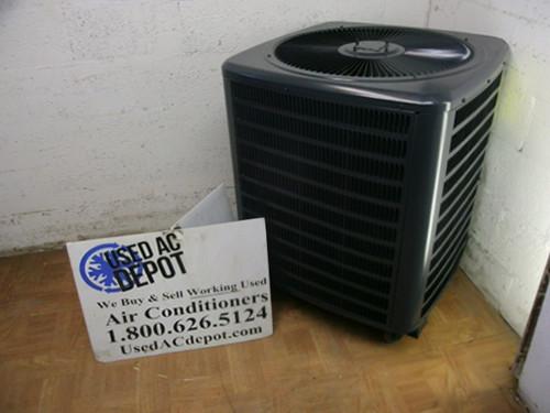 Used 3 Ton Condenser Unit Goodman Model GSC130361FA Straight Cool Condenser