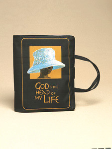 God is the Head Bible Cover