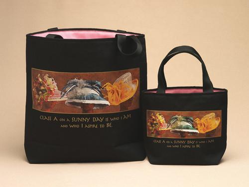 Sunny Day Spring Tote Bag (Large) - Harriet Rosebud