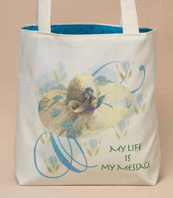 Tulip Tote Bag (Large) - Harriet Rosebud