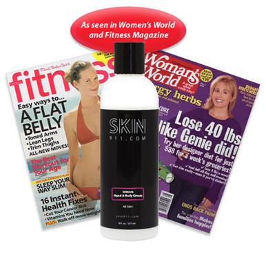Glycolic Acid Body Cream Women's World Fitness Magazine