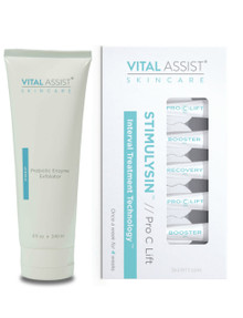 Vital Assist Pro C Lift With Exfoliator Prep