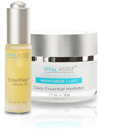 Vital Assist Essential Hydrator & EsterPlex Beauty Oil