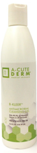Acne Wash Gel B-Kleer A-Cute Derm