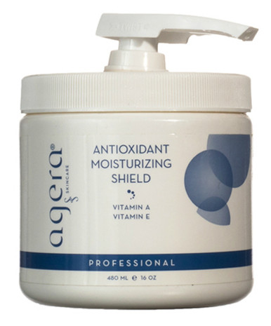 Agera Antioxidant Moisturizing Shield 16 oz