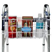 BUNDLE: Premium Wire Walker Basket with FREE Walker Hooks