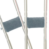 Universal Crutch Hand Grip Covers - All Colors