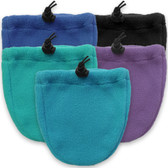 Crutch Comfort Toe Cozy Cover - 1 Pair - Any Color