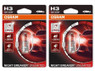 Set of Osram Night Breaker Unlimited H3