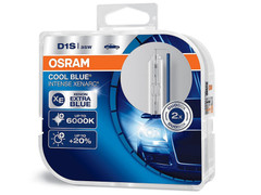 Dual package of Osram Cool Blue Intense 6000K D1S