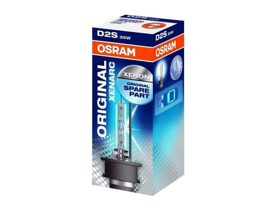 Osram Xenarc Original HID bulb 4300K 66240 D2S